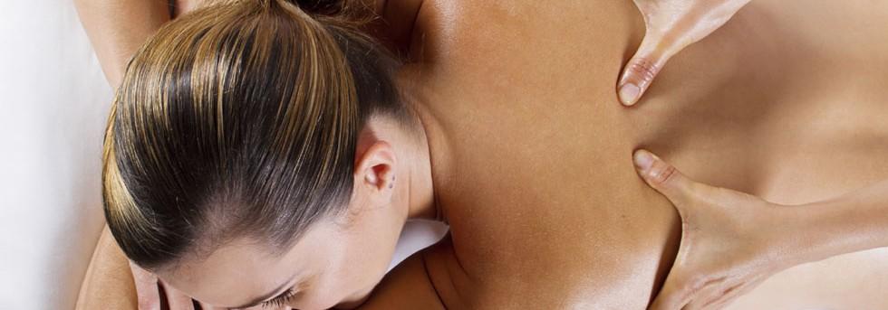 behandling och massage