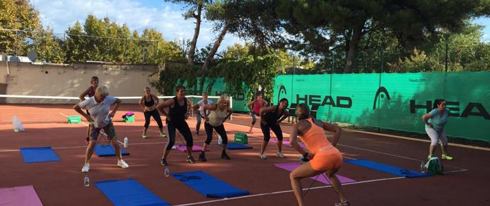 träningsresa active gym